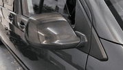GENUINE VW ELECTRIC FOLDING MIRRORS - SUPPLY AND FIT